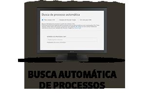 Busca automática de processos