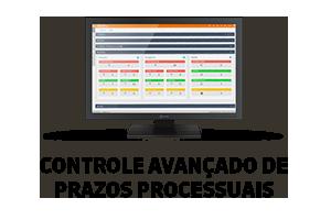 Controle avançado de prazos processuais